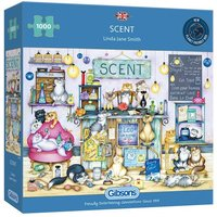 Gibsons Scent Puzzle - 1000pcs.
