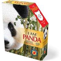 Madd Capp I Am Panda Poster Size Puzzle - 550pcs.