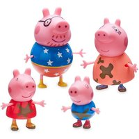 Peppa Pig Muddy Puddles Charity Family Figure Pack