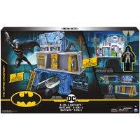 DC Batman 3-in-1 Batcave Mission Playset