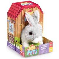 Pitter Patter Pets Teeny Weeny Bunny - Grey