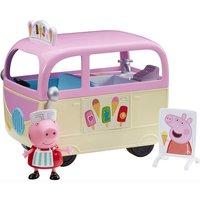 Peppa Pig Vehicle and Figure - Ice Cream Van