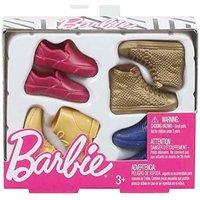 Barbie - Ken's Shoes 4 Pack
