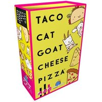 'Taco Cat Goat Cheese Pizza Game