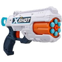 Click to view product details and reviews for X Shot 6 Foam Dart Blaster 16 Darts By Zuru.