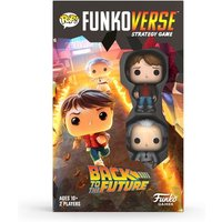 Funkoverse: Strategy Game 2 Characters - Back To The Future