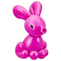 Squeakee Minis Chat Back Figure  - Poppy Bunny