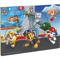 Nickelodeon PAW Patrol Sound Kids' Jigsaw Puzzle - 5 Pieces
