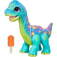 FurReal Snackin' Sam The Bronto Pet Dinosaur