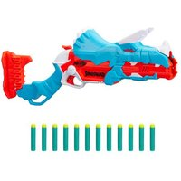 Click to view product details and reviews for Nerf Dinosquad Tricera Blast Dart Blaster.