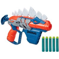 Click to view product details and reviews for Nerf Dinosquad Stegosmash Dart Blaster.