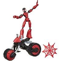 Bend & Flex Marvel Figure - Flex Rider Spider-Man