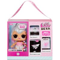 L.O.L Surprise! Big BB (Big Baby) 28cm Doll & Accessories - Kitty Queen