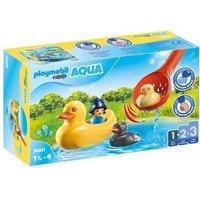 Playmobil 70271 1.2.3 Aqua Duck Family Figures
