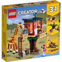 LEGO Creator Safari Tree House - 31116
