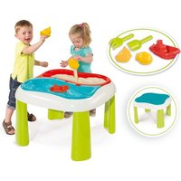 Smoby Sand and Water Play Table with Accessories L69 x W69 x H46cm