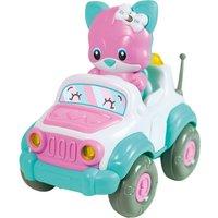 Baby Clementoni - Kitty RC Vehicle