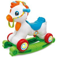 Baby Clementoni - Interactive Horse Ride On