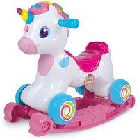 Baby Clementoni - Interactive Unicorn Ride On