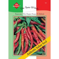 Chilli Pepper Fuego F1 Hybrid (Hot) - Vita Sementiandreg;
