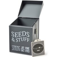 Burgon & Ball Seeds and Stuff Tin