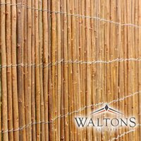 Willow Fence Screening Rolls - 200 x 400cm (2m x 4m)