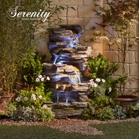 Cascading Rock Pool Water Feature