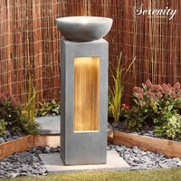 Serenity Garda Water Feature