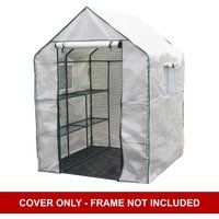 12-Shelf Replacement Greenhouse Cover