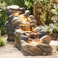 Serenity Extra Large Tumbling Rock Stream Water Feature