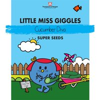 Little Miss Giggles - Cucumber