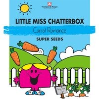 Little Miss Chatterbox - Carrot