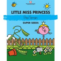 Little Miss Princess - Pea