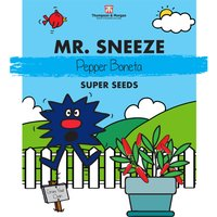 Mr. Sneeze - Pepper