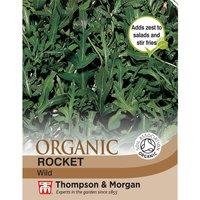 Wild Rocket - Organic Seeds
