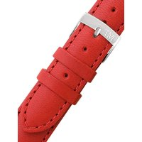 Morellato A01U0969087082CR18 rotes Uhrenarmband 18mm