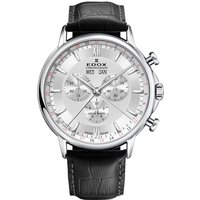 Edox 10501-3-AIN  Les Bémonts Chronograph Complication 42mm 3ATM - Angebote