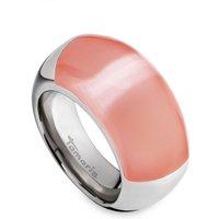 Tamaris Candy Ring A00110305 Gr. 56 mit Stein apricot