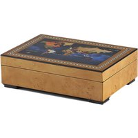 Rothenschild Uhrenbox RS-2392-6MAP für 6 Uhren + Kleinteile - Angebote