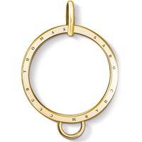 Thomas Sabo X0266-413-39 Charm Anhänger Kreis Gold
