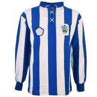 'Huddersfield Town 1922 Fa Cup Final Retro Football Shirt