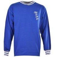 'Huddersfield Town 1967-69 Retro Football Shirt