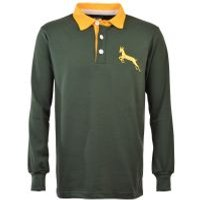 South Africa 1955 Vintage Rugby Shirt