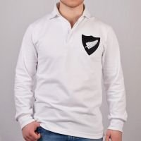 New Zealand 1930 Vintage  White Rugby Shirt