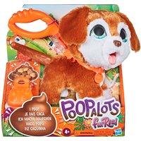 Laat je eigen huisdier uit met deze leuke fur real poopalots big wags grote hond  deze lieve hond kan niet ...