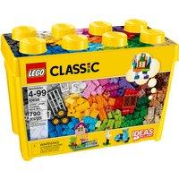 Maak ultieme klassieke lego® bouwwerken met de de lego® classic creatieve grote opbergdoos   met deze grote ...