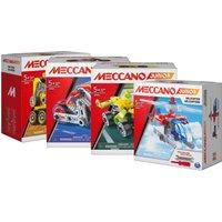 Meccano Junior Action Builds Assorti