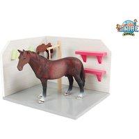 Stal Paardenwasbox Roze 15 X 17,5 X 12 Cm