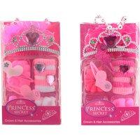Kroontje Met Accessoires Princess 2 Assorti