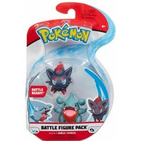 Pokemon  Battle Figure Pack Assorti Wave 5